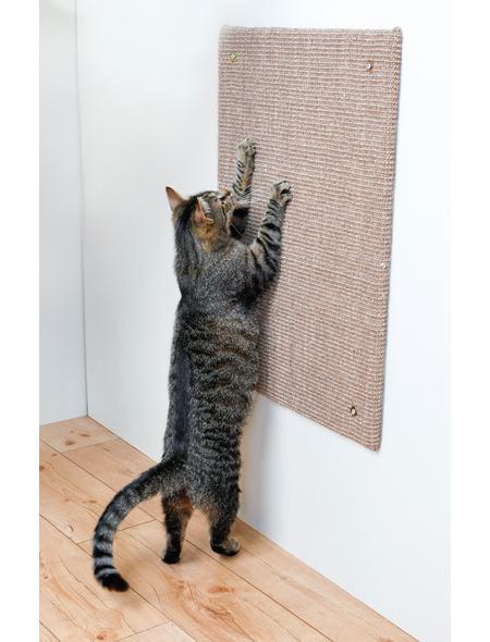 Trixie Kratzfläche XL, BxH: 50×70 cm, hellbraun