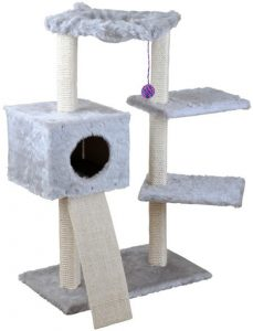 Cat Dream Kratzbaum Felix, B/T/H: 82/36/98 cm, grau